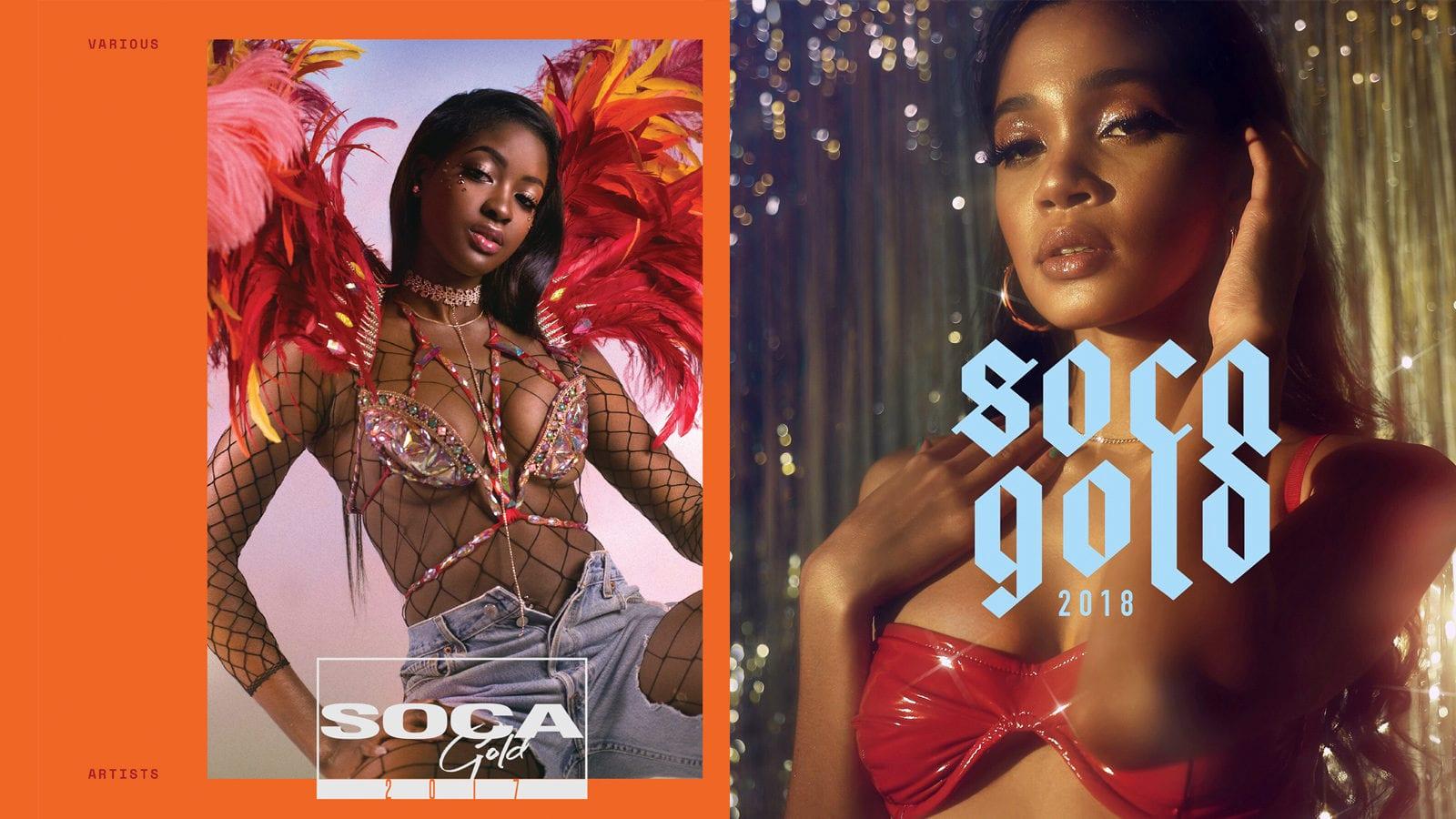 Soca Gold 2017 - 2018