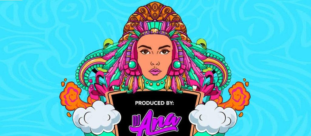 DJ Ana - Soca Feels Riddim