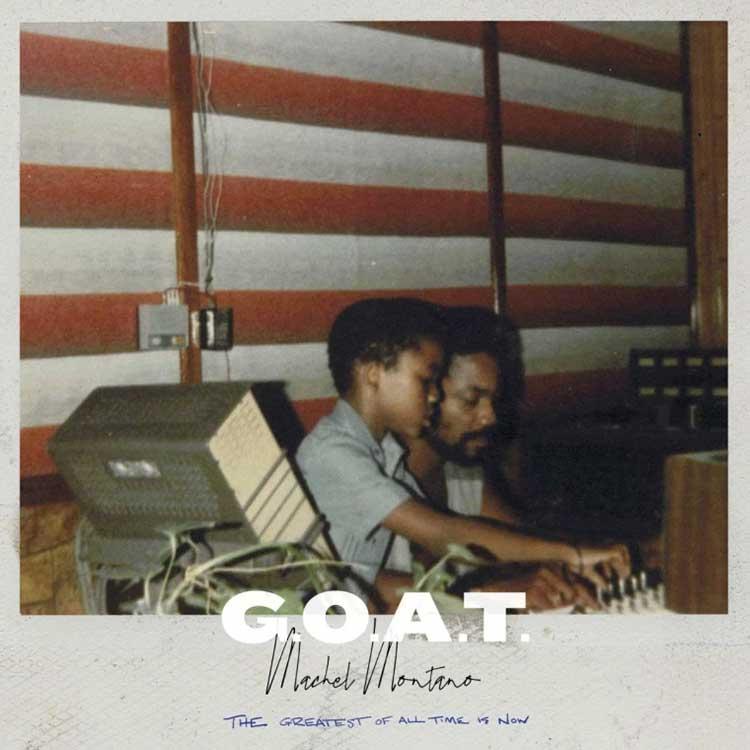 Machel Montano - G.O.A.T