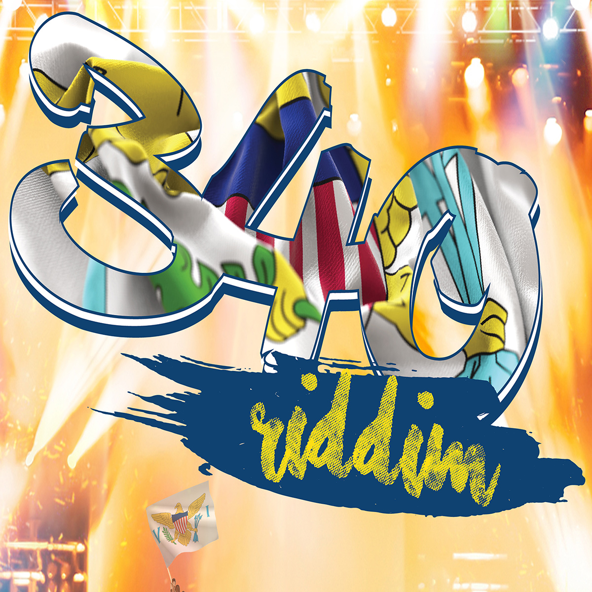 340 Riddim featuring Spectrum Band | Fire Online Radio