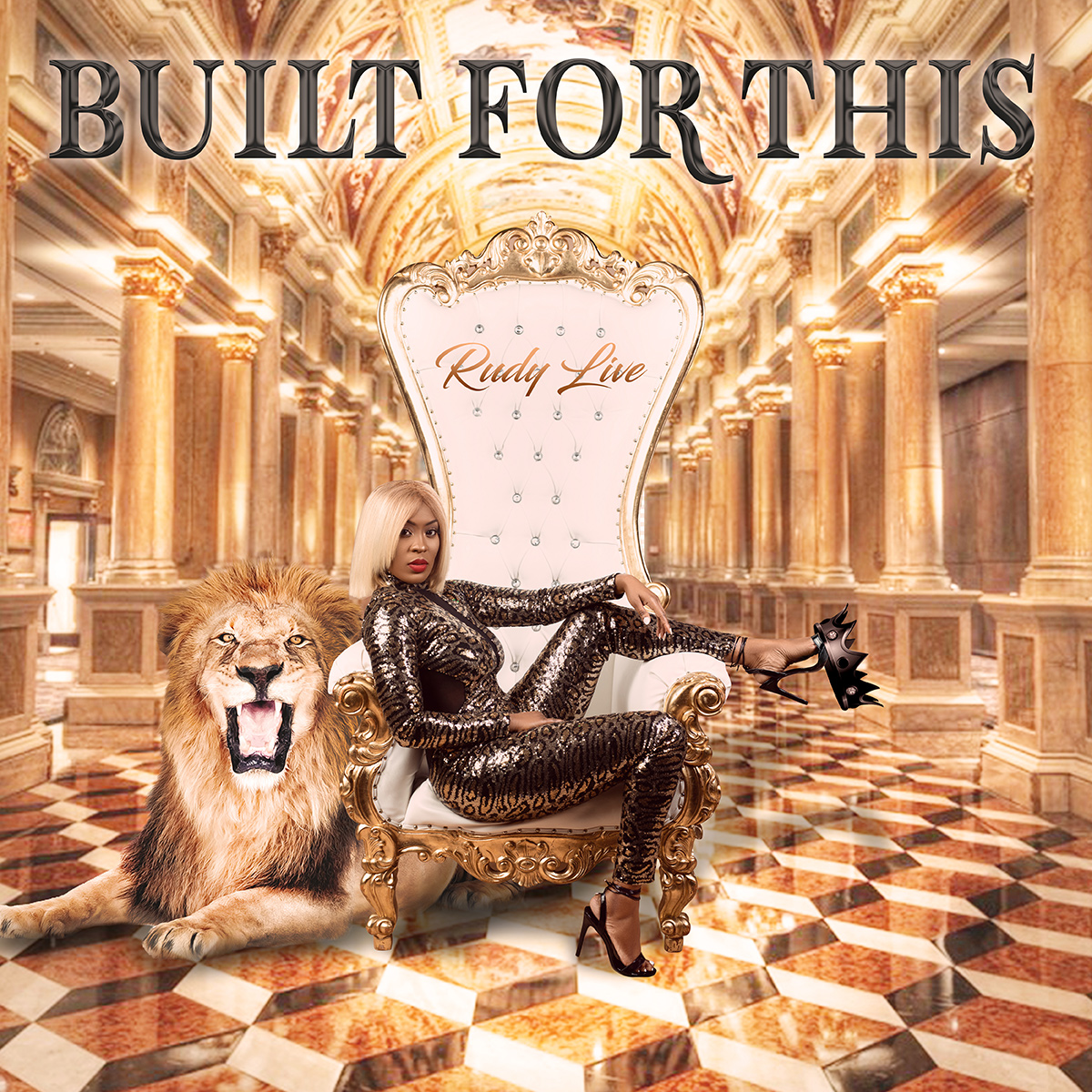 Rudy Live - Built for This