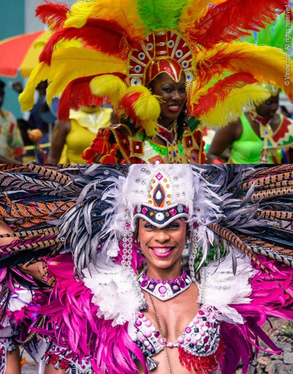 Virgin Islands Carnival - St. Thomas