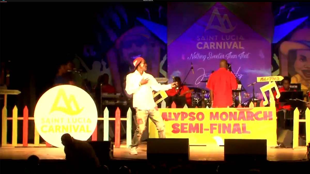 Calypso Monarch Finalists - 2019
