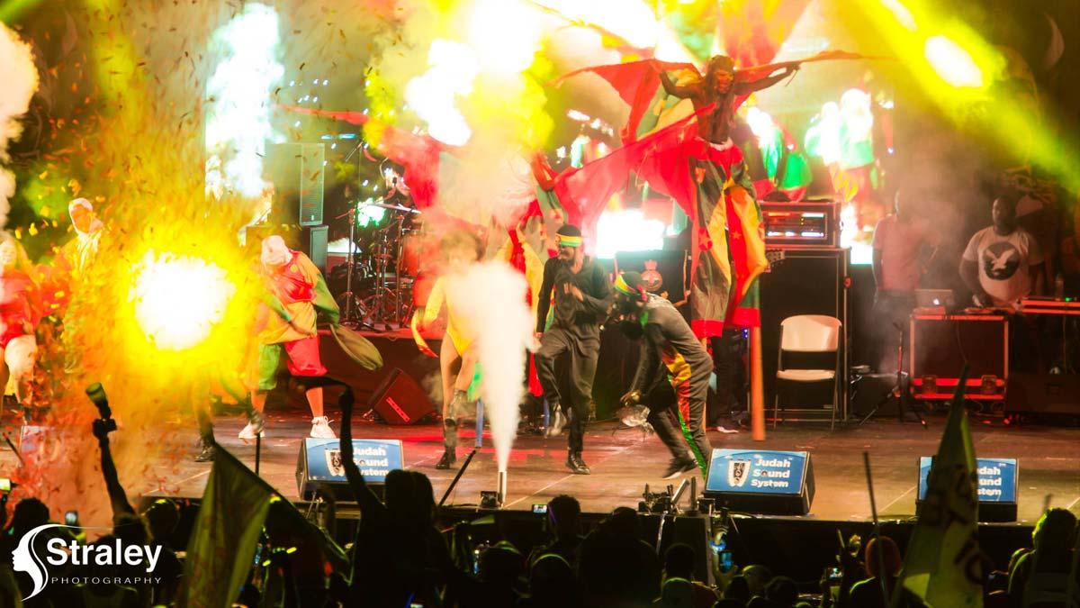 Grenada Soca Monarch Finalists - 2019 | Fire Online Radio