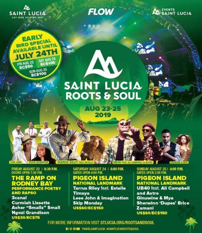 Saint Lucia Roots & Soul