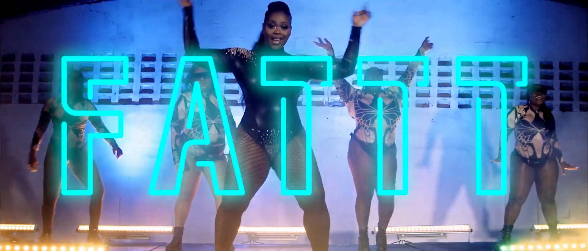 Nadia Batson - ``Fatt`` - Music Video