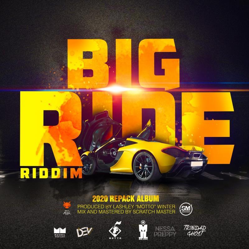 Big Ride Riddim - 2020 Soca - Fire Online Radio