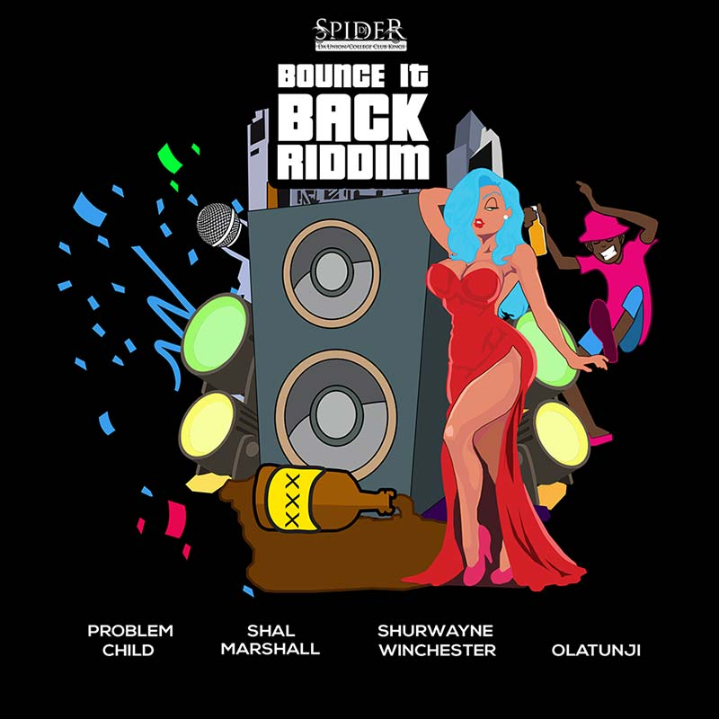 Bounce it Back Riddim - 2020 Soca