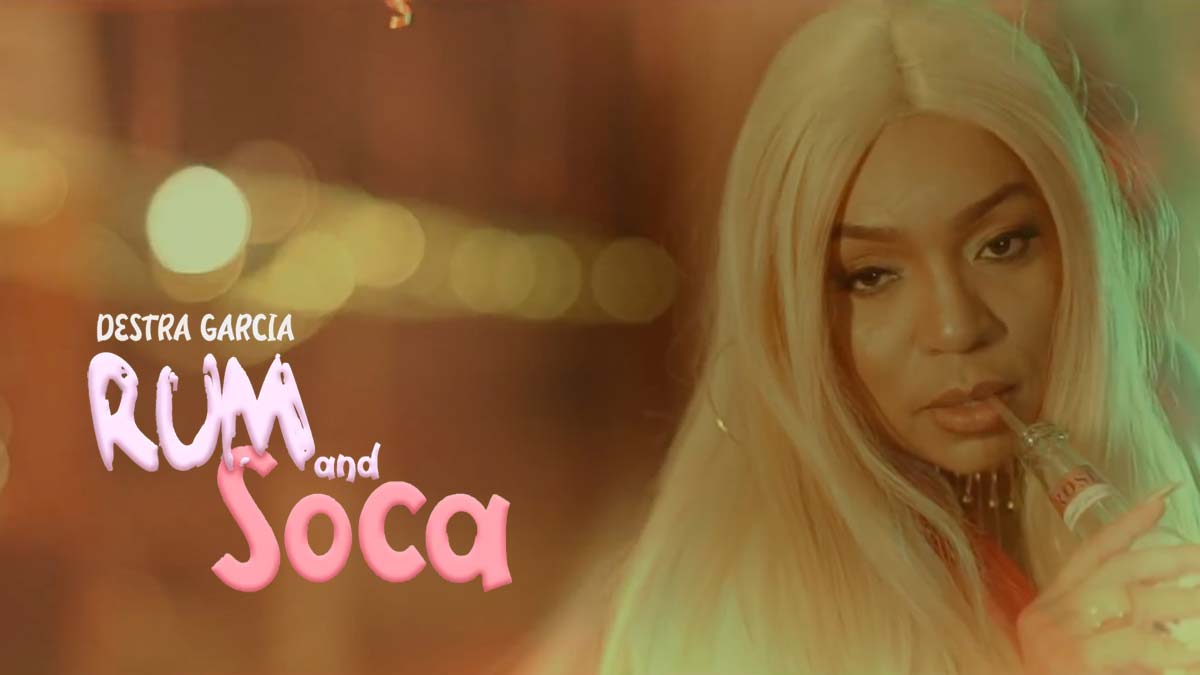 Destra - ``Rum And Soca`` Music Video