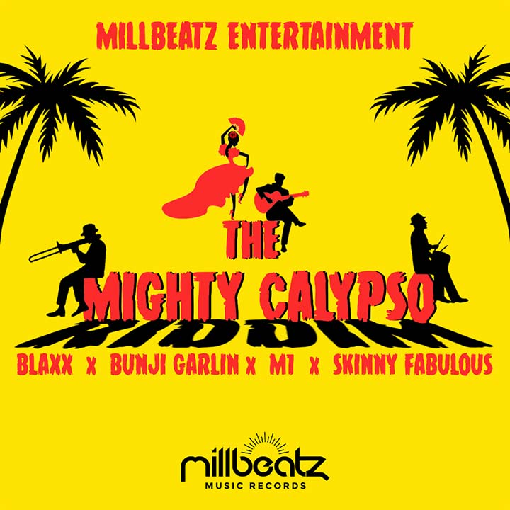 Mighty Calypso Riddim produced by Millbeatz Entertainment