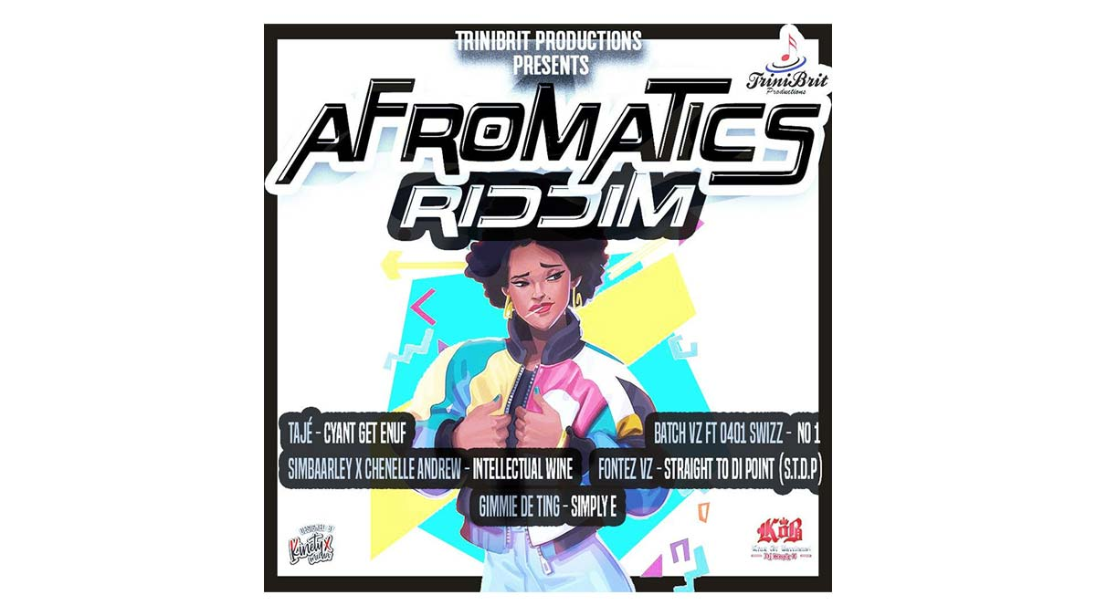 Afromatics Riddim - 2020 Soca - Fire Online Radio