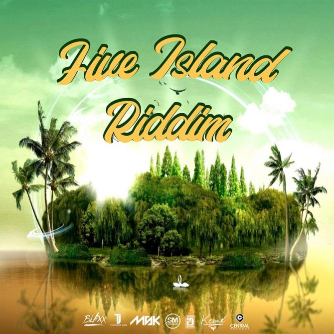 Five Island Riddim Artwork