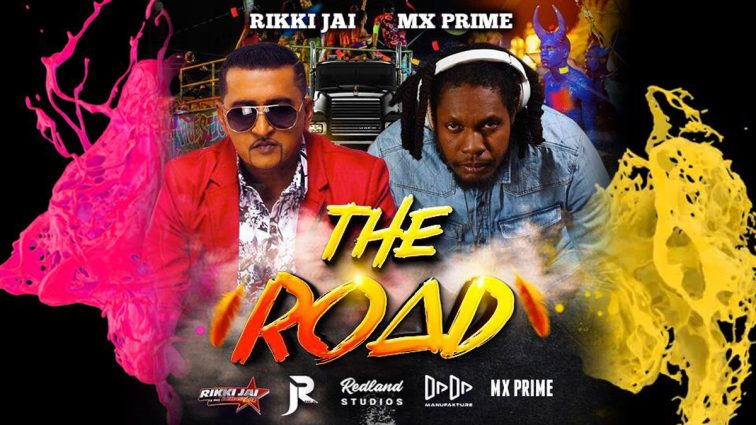 Rikki Jai x MX Prime-The Road