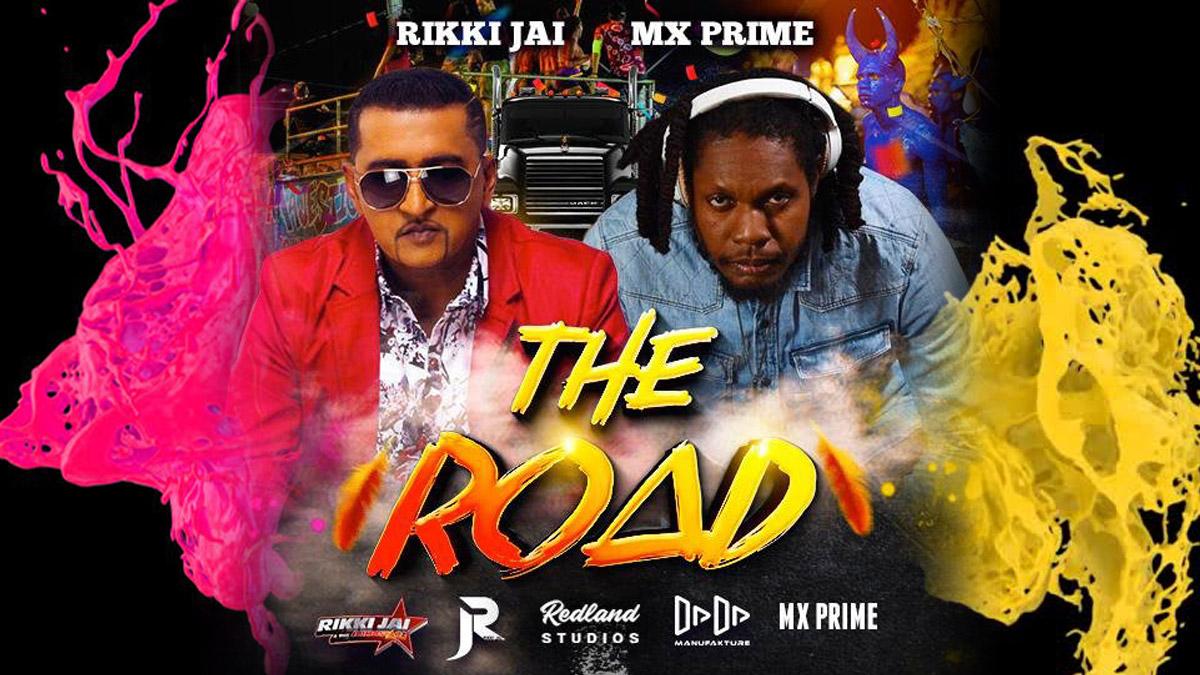 Rikki Jai x MX Prime-The Road