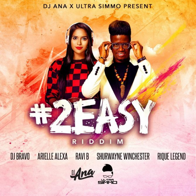 The #2Easy Riddim